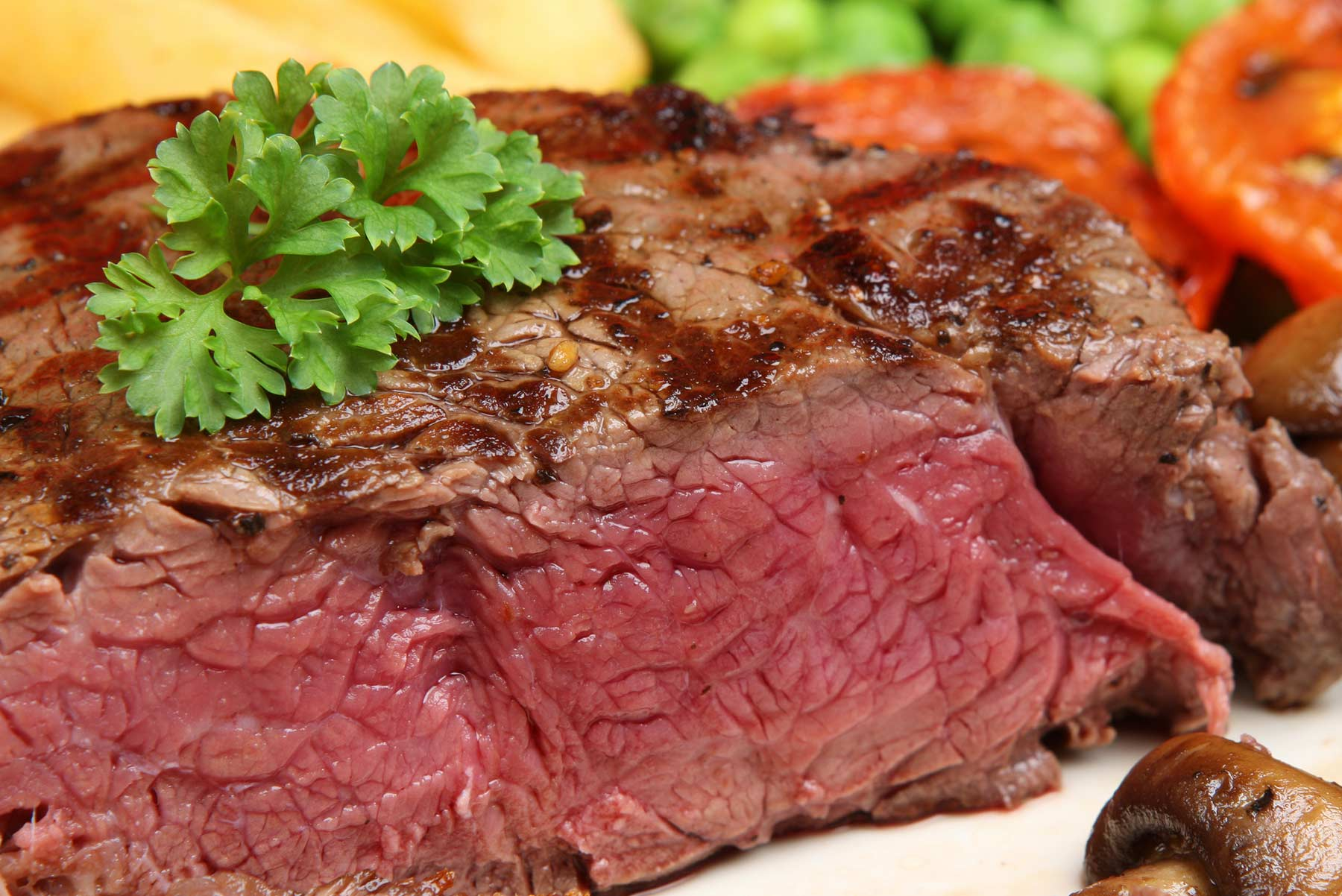 Steaks & Grills