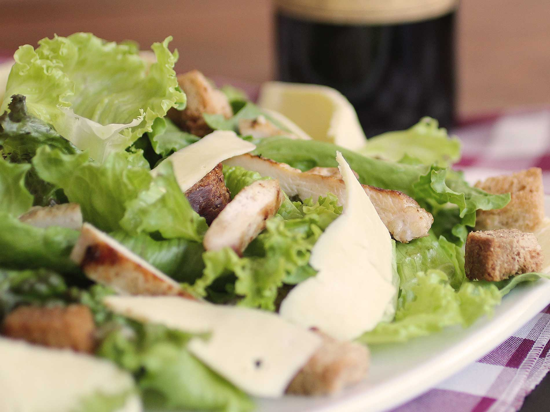 Light meals and Salads